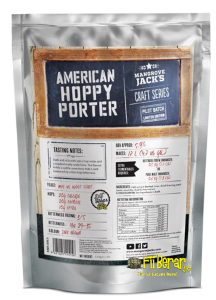 MJ Craft Series American Hoppy Porter 02